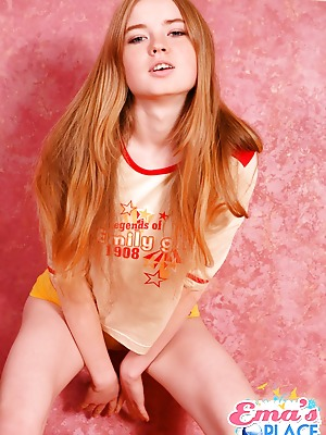 Ema's Place  Ema  Teens, 18 year, Model, Young, Solo